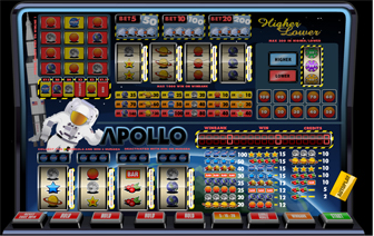 Apollo fruitmachine