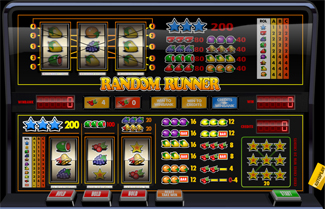 Random Runner FK casino slot